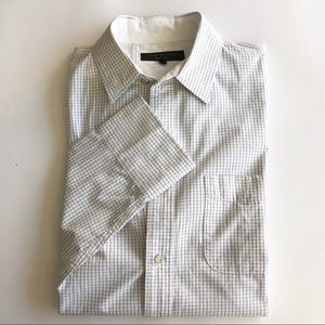 Rag & Bone Cotton Button Down Shirt